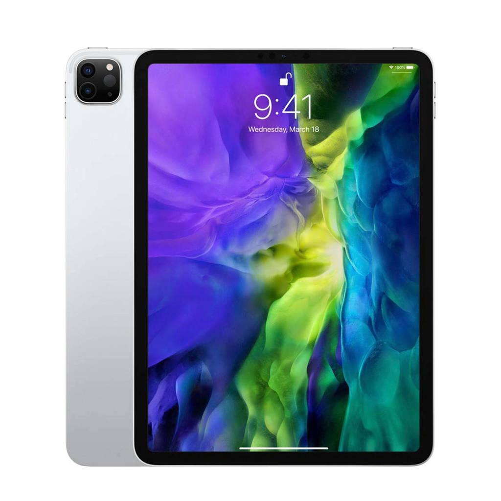"""Apple Wi-Fi + 4G 128GB iPad (Zilver) iPad Pro 11""""(2020)"""
