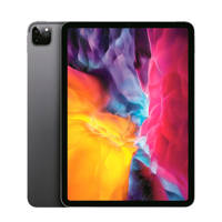 Apple WiFi 1 TB (Space Grey) iPad Pro 11 inch (2020), Grijs