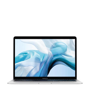 13.3 inch (MacBook Air (2020) i3, 256 GB (Zilver))