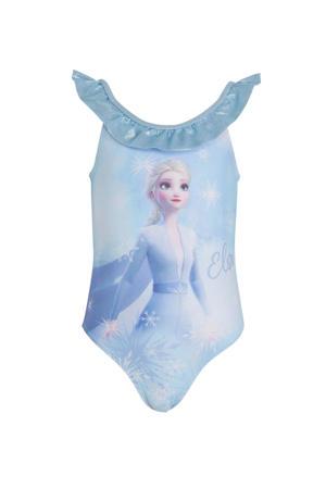 badpak Frozen lichtblauw