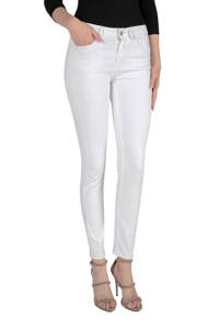 Claudia Sträter skinny jeans gebroken wit, Gebroken wit