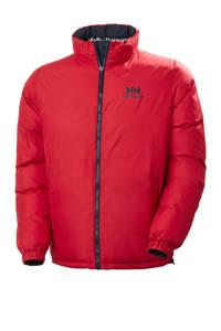 Helly Hansen reversible jas donkerblauw/rood, Donkerblauw/rood
