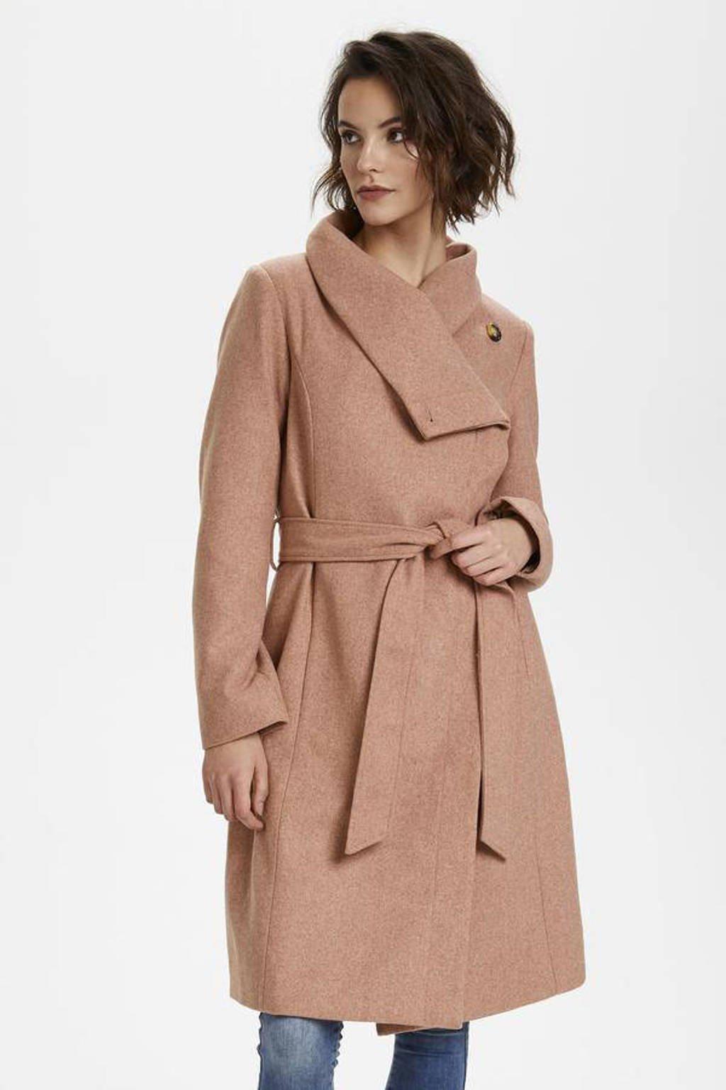 Soaked In Luxury coat Callaha Canasta zalm, Zalm