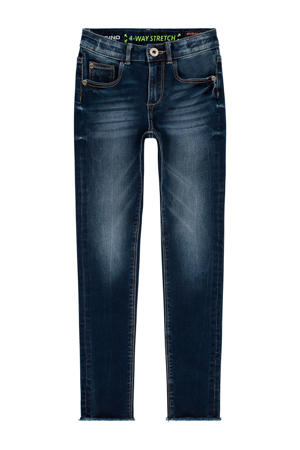 super skinny jeans Beverly mid blue wash