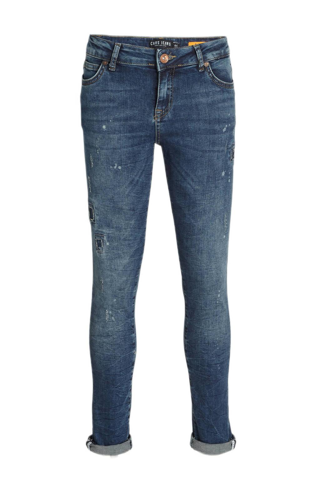 Cars skinny jeans Aron dark denim, Dark denim