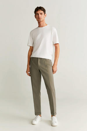 slim fit chino beige/kaki