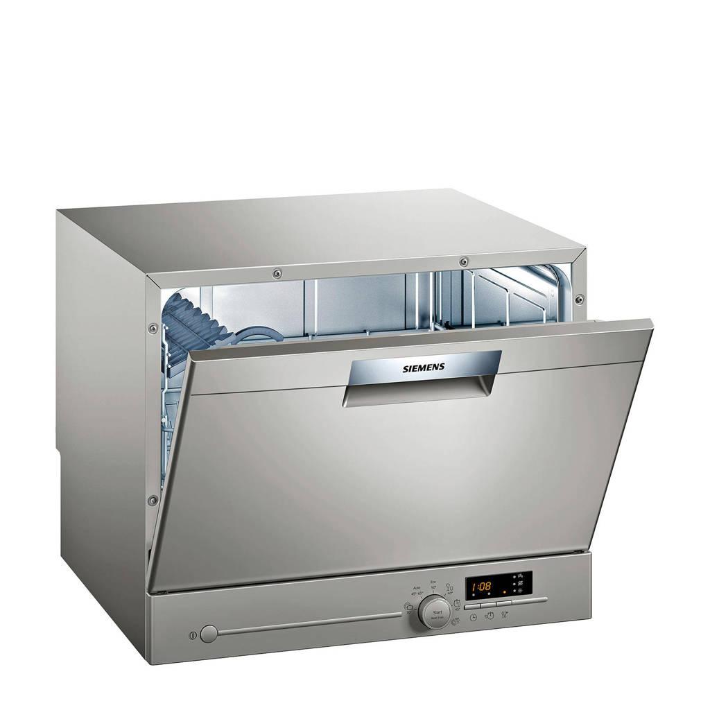 Siemens SK26E822EU compacte vaatwasser (vrijstaand)