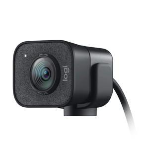 Streamcam webcam (zwart)