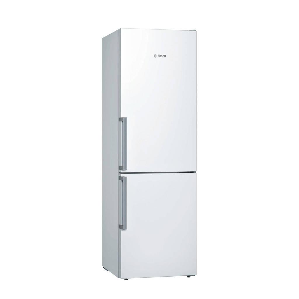 Bosch KGE368WCP koel-/vriescombinatie, Wit