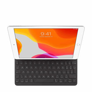 iPad Air (3e generatie), iPad (7e generatie) en 10.5 inch iPad Pro smart keyboard