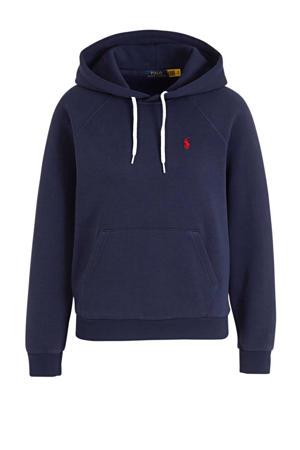hoodie met logo cruise navy