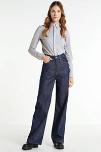 POLO Ralph Lauren gestreepte blouse Heidi boulder, Boulder