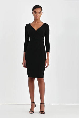 jurk Carlonda zwart