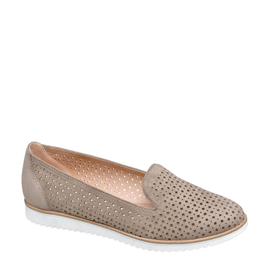 Graceland   loafers taupe, Taupe