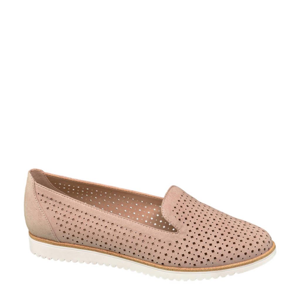 Graceland   loafers oudroze, Oudroze/beige