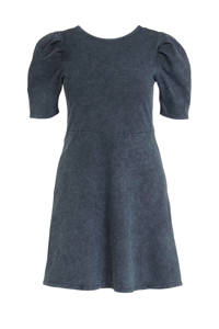 C&A XL Clockhouse A-lijn jurk blauw, Blauw