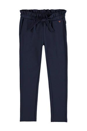 broek donkerblauw