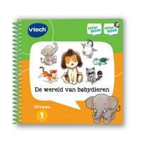 VTech Magibook MagiBook De Wereld van Babydieren
