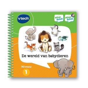 MagiBook De Wereld van Babydieren