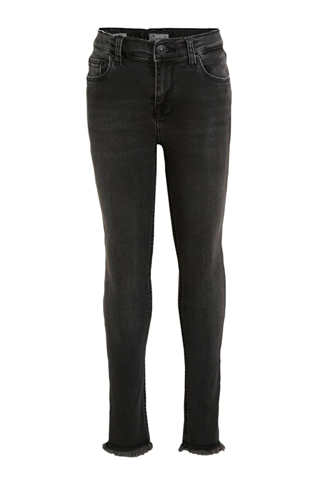 LTB cropped high waist skinny jeans Amy latore wash, Latore wash