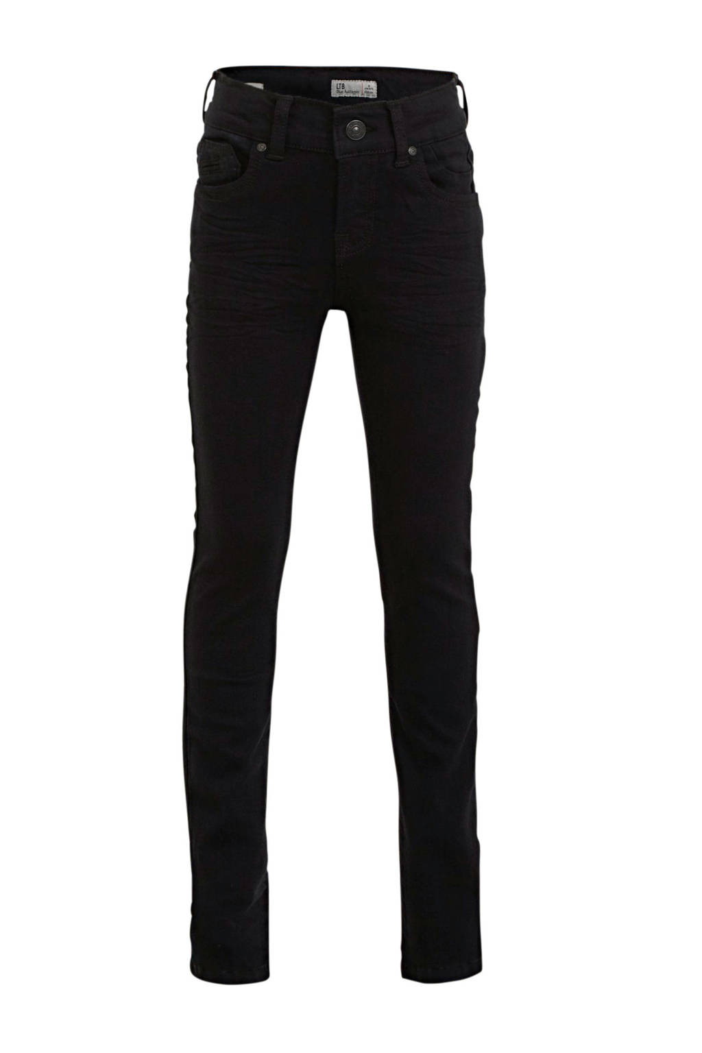 LTB skinny jeans Ravi black wash, BLACK WASH