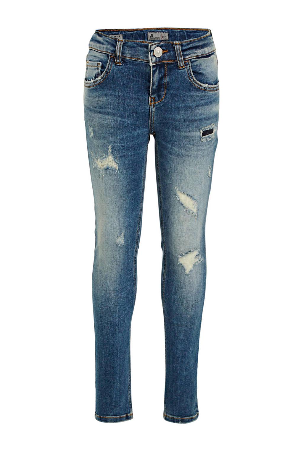 LTB skinny jeans Isabella popler wash, Popler wash