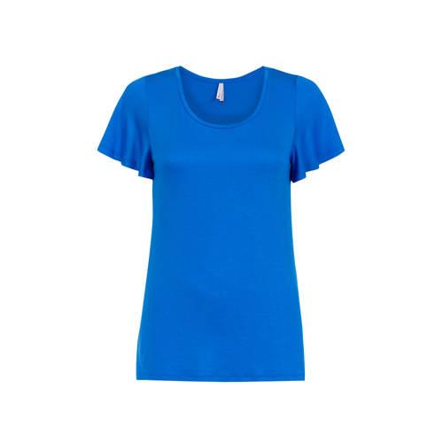 Miss Etam Regulier T-shirt blauw