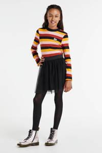 WE Fashion rok zwart, Zwart