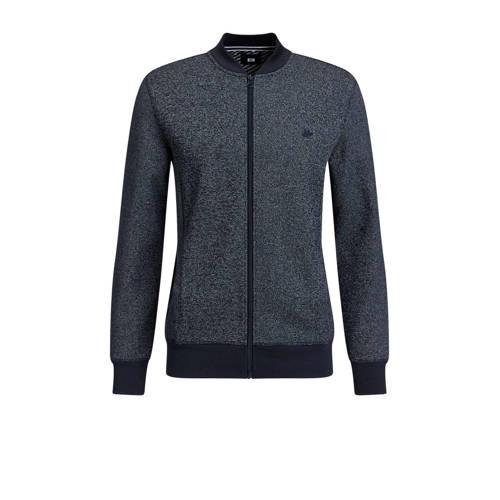 WE Fashion vest blue grey