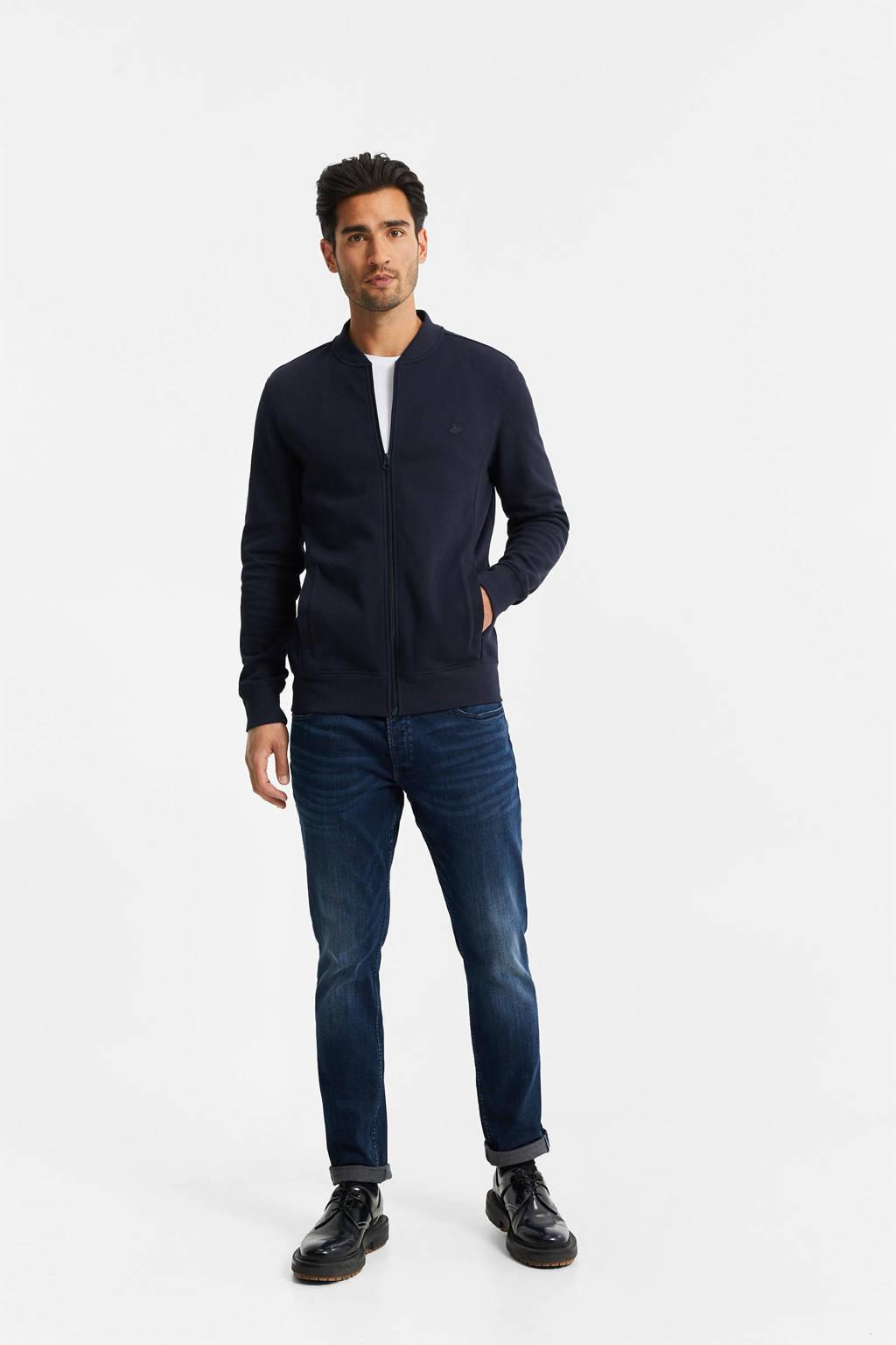 WE Fashion vest heavy blue, Heavy Blue