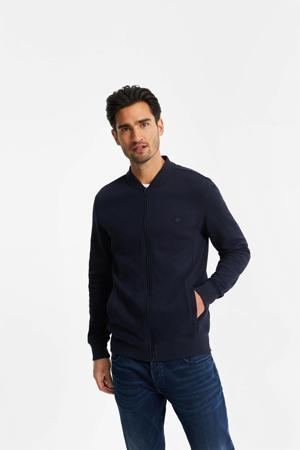 vest heavy blue