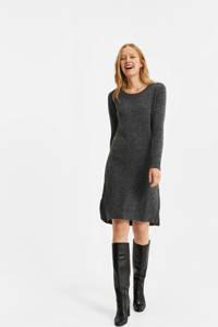 WE Fashion jurk grey melange