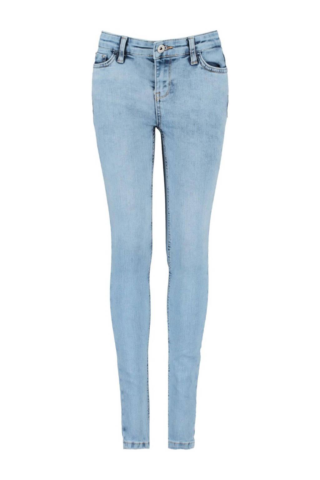 CoolCat Junior super skinny jeans Kaat stonewashed, Stonewashed