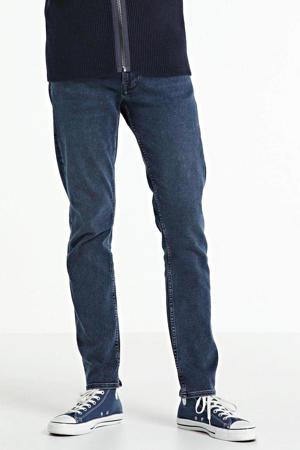 slim fit jeans Charles donkerblauw