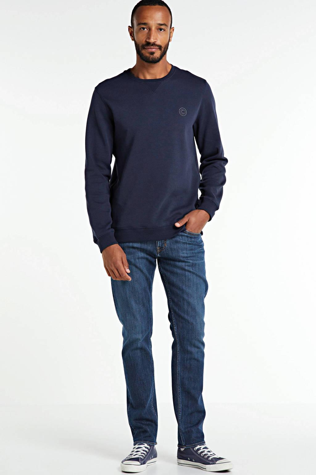 Kings of Indigo slim fit jeans Charles stonewashed, Stonewashed