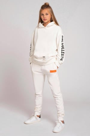 oversized hoodie Mike one offwhite