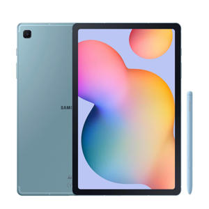 Galaxy Tab S6 Lite 64 GB WiFi tablet (blauw)