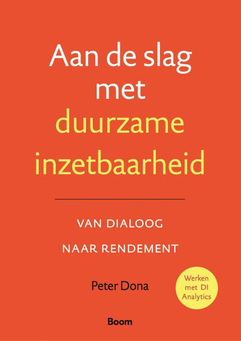 Aan de slag met duurzame inzetbaarheid - Peter Dona