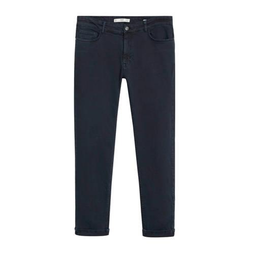 Mango Man regular fit jeans marine