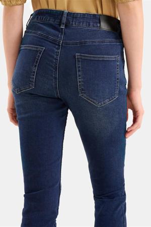 high waist skinny jeans Liza Edith dark denim