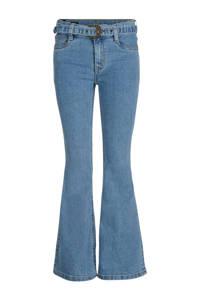 Jill & Mitch by Shoeby high waist flared jeans Mila light denim, Light denim