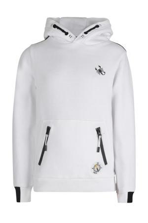 hoodie Marshel wit