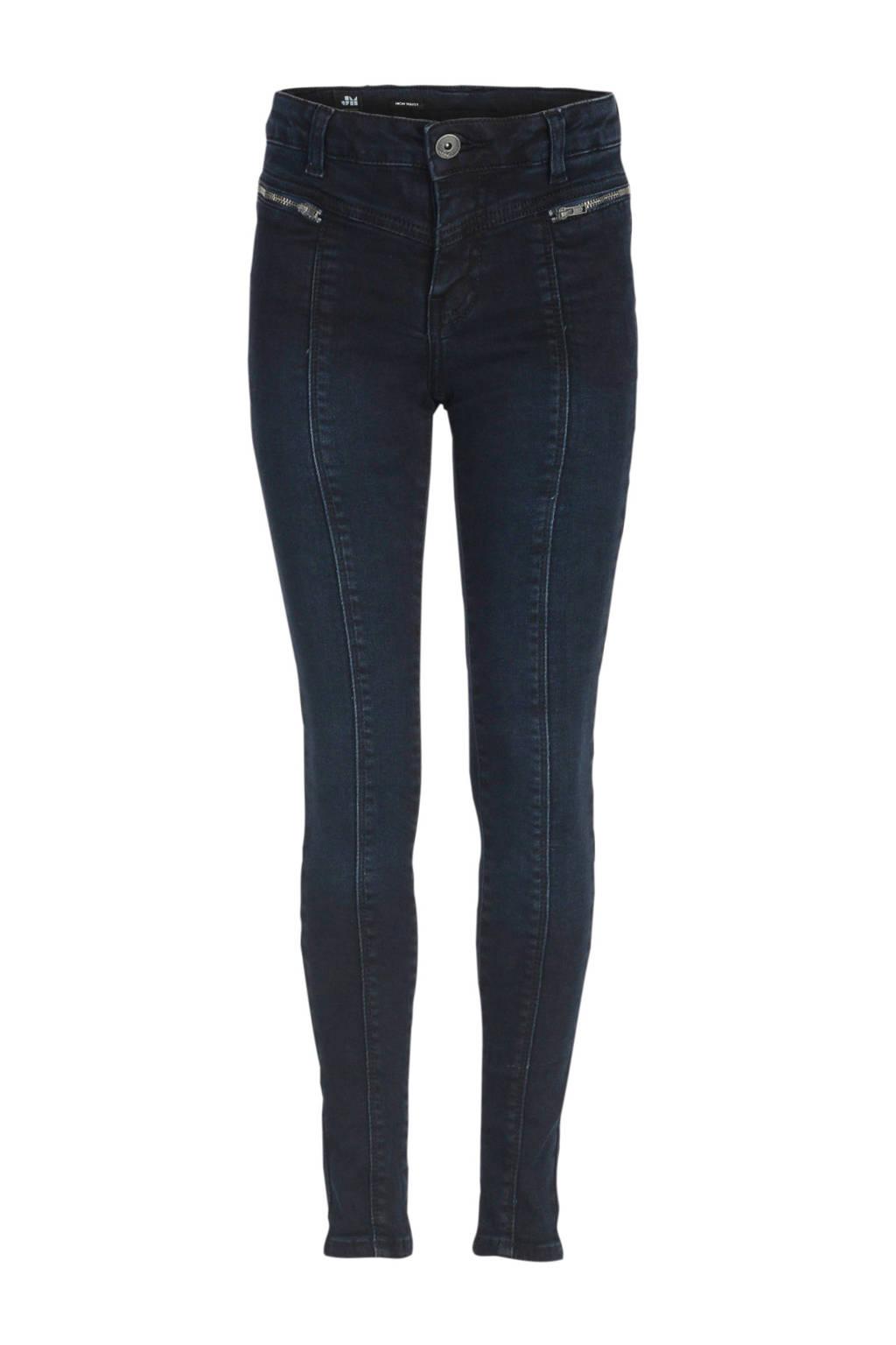 Jill & Mitch by Shoeby skinny jeans Cosy dark denim, Dark denim
