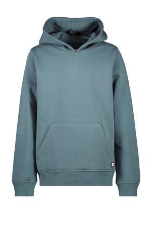 unisex hoodie Kimar donker zeegroen