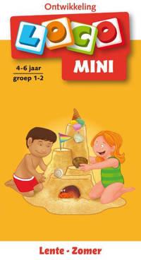 Loco Mini: Ontwikkeling Lente-zomer 4-6 jaar groep 1-2