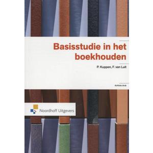 Basisstudie in het boekhouden - P.A.A.M. Kuppen en F. van Luit