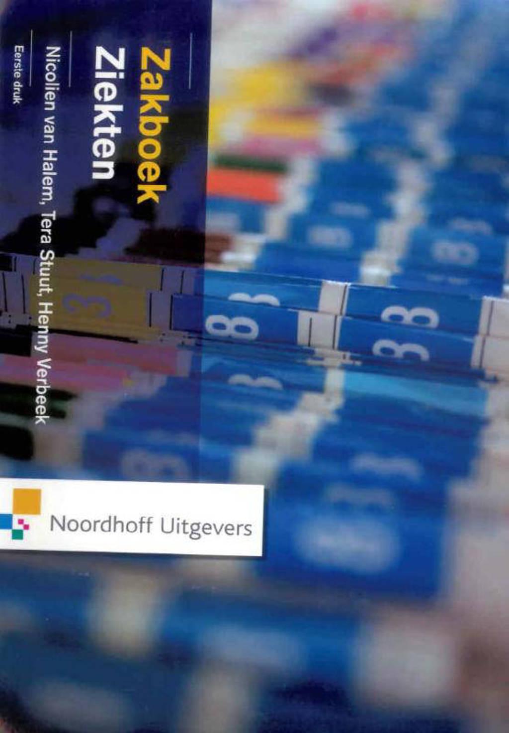 Zakboek ziekten - Nicolien van Halem, Tera Stuut en Henny Verbeek