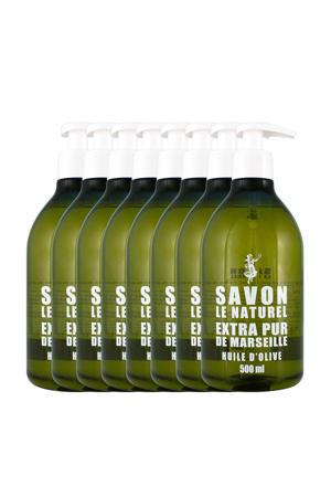 Extra Pur handzeep - 8x 500 ml