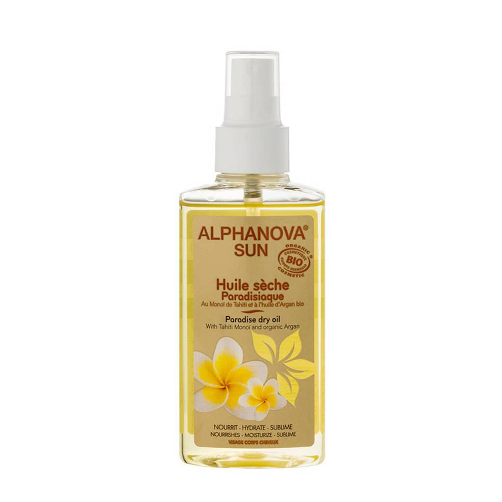 Alphanova SUN BIO bodyolie Paradise Dry Oil Spray- 125 ml