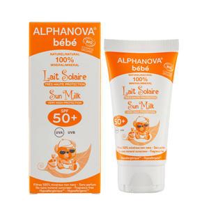 BIO zonnebrand SPF 50+ Bebe Sun Milk - 50 g